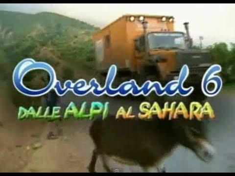 """Sigla Overland 6 """"L'anello azzurro del Mediterraneo"""""""