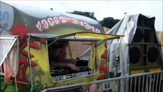 Raggaravane Live Couleur Café - Pro Mot Festival Antistatic 2013