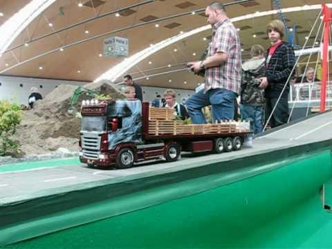 Rc model trucks - Faszination Modellbau Karlsruhe