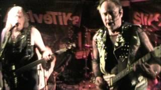 Slik Helvetika - Fox On The Run (Sweet cover)(live 11/23/16) HD