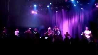 "A$AP Rocky ""Thuggin Noise"" Live Ventura Theatre"