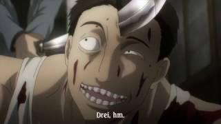 Parasyte Goto vs. Yakuza