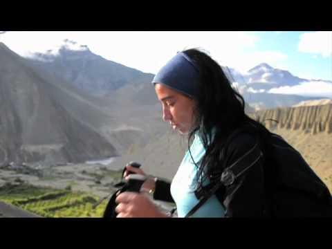 Miradas del Mundo en los Annapurnas, Nepal.