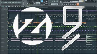 Zedd & Grey - Adrenaline [Remake + Free FLP]