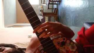 Criolo - Bogotá violão