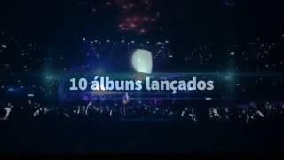 Gravação do DVD Galileu no Rio de Janeiro