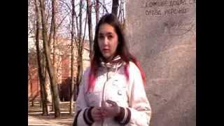 20140309 Вірш Т.Г шевченко-читає Яна Коваленко