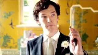 Partners In Crime [Sherlock as a Romantic Comedy]