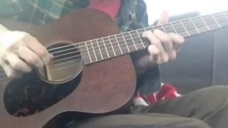 John Frusciante - Running Away Into You (cover)