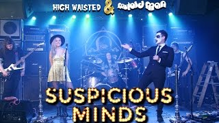Two Minutes To Late Night: Mutoid Man and High Waisted Cover Elvis