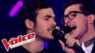 The Voice 2013   Olympe VS Gérôme Gallo - Hometown Glory (Adèle)   Battle
