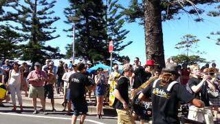 Hot Potato - Pumped up kicks @ Manly Jazz Festival