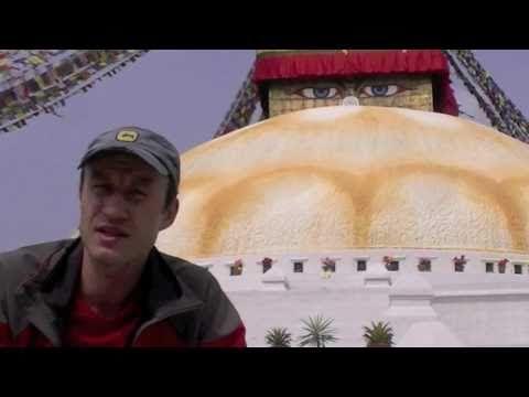 Непал ступа Боднатх