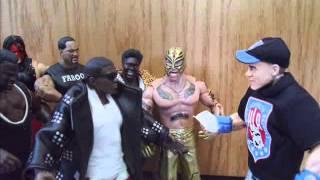 Supa Hot Fire OWNS John Cena [THE RAP BATTLE PARODY]