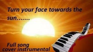 """Towards the Sun"" Rihanna  full song instrumental cover"