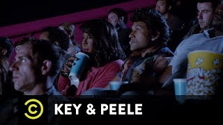 Key & Peele - Meegan and Andre Go to the Movies
