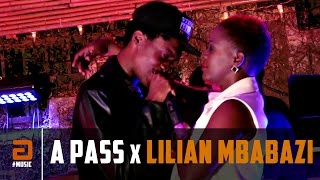 Lilian Mbabazi & Apass - Memories (Live at McKenzie's Rudeboy Kella Album Launch)
