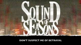 Sound of Seasons - All Over Me [Lyric Video]