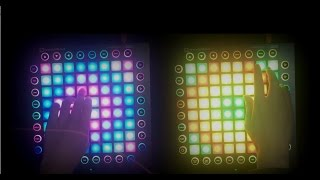 Faded(Conor Maynard Remix) Launchpad Pro Cover + [Project File]