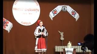 Bianca Popa - De-as fi pasare sa cant (doina)