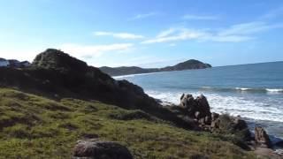 Som do mar na Praia do Rosa - SC