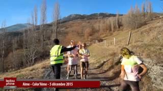 Color'Aime: un Téléthon coloré à Aime (Savoie)