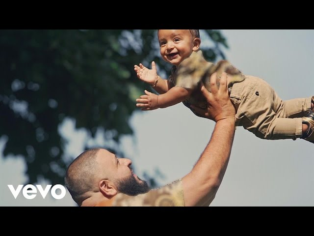 Videoclip de 'I'm So Grateful', de DJ Khaled.