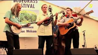 """Sacred Sound Of Grass"" - Bluegrass Festival Thun 2012 - Daybreak in Dixie"