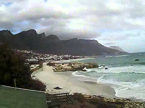 Timelapse Video – Glen Beach & Camps Bay – 28/06/2011