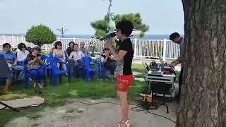 최진주(원곡 조항조 거짓말)울주구 간절곳 17년8월19일 임익선리드