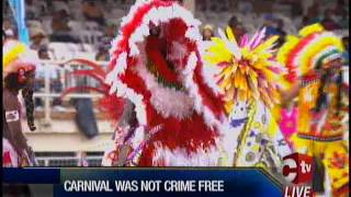 Dillon Admits  Carnival Was Not Crime Free