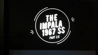 Impala 1967 Part 2.0 Galera vamos por ela nas ruas novamente ✌✌✌✌✌