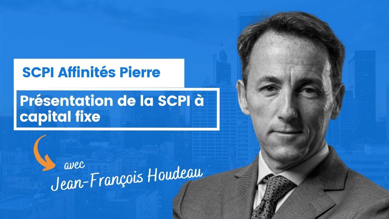 Présentation de la SCPI Affinités Pierre