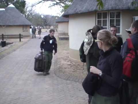 Poranek w Parku Krugera