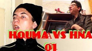 Blink - Houma VS Hna - Avec la voix d'Irban Irban