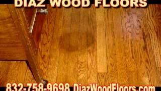 Wood Floors Repair Installation Houston