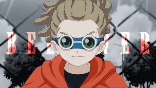 {AMV} Kidou Yuuto (Ares)    Believer (Video/Song Request)
