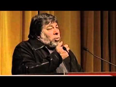 Steve Wozniak Video