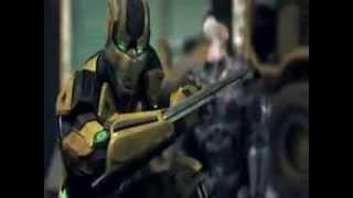 Mortal Kombat:   Legacy Cyrax & Sektor Vs Hydro
