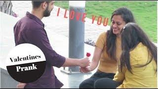 Valentines Prank | Pranks in India | Pranks 2018 width=