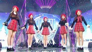 《Comeback Special》 April(에이프릴) - Muah(무아!) @인기가요 Inkigayo 20151220