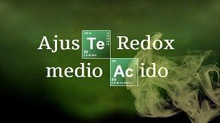 Imagen en miniatura para Ajustar reacciones mediante el método redox en medio ácido