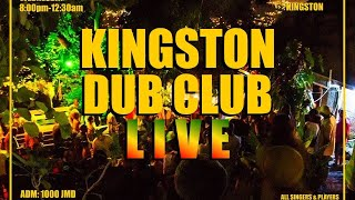DUB CLUB LIVE FT. ROOTZ UNDERGROUND | KINGSTON DUB CLUB | FEB 5, 2020 #REGGAEMONTH