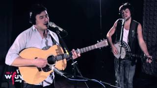 """Mumford & Sons - """"Where Are You Now"""" (Live at WFUV)"""