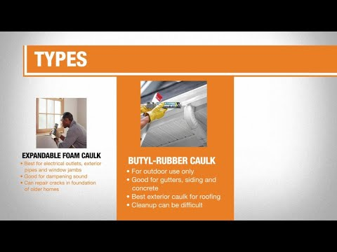 Best Caulks and Sealants for Your Home Improvement Projects