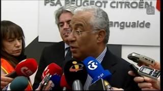 António Costa revela nova administração da CGD até final da semana