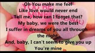 Mariah Carey   You're Mine Lyrics width=