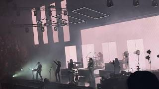 """The 1975 """"If I Believe You"""" live from MSG"""