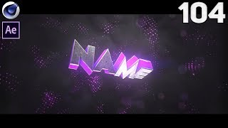 TOP 5 Intro Templates #104: Cinema 4D and After Effects [FREE DOWNLOAD]