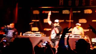 Cypress Hill LIVE - House Of Blues - How I Could Just Kill A Man -  Rock The Bells Launch Party